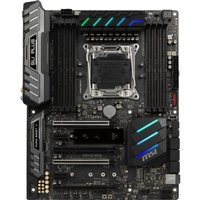 MSI X299 SLI PLUS LGA 2066 ATX Intel Motherboard