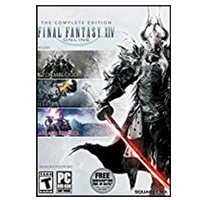 Square Enix Final Fantasy XIV Online Complete Edition
