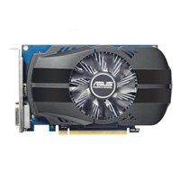 ASUS GeForce GT 1030 Overclocked Phoenix Fan 2GB GDDR5 PCIe Video Card