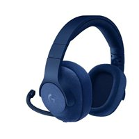 Logitech G433 7.1-Ch. Wired Surround Gaming Headset - Blue