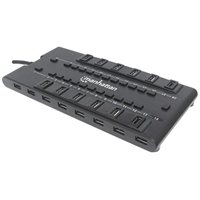 Manhattan MondoHub II 28 Port USB 3.0/2.0 Hub