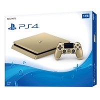 Sony PS4 Special Edition - Gold