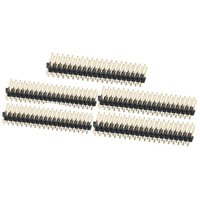 Schmartboard Inc. Schmartboard Inc. 2 x 20 Male Headers - Qty 5