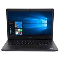 "Dell Latitude 3480 14"" Laptop Computer - Black"