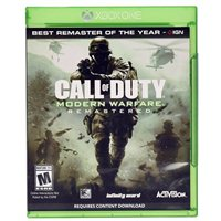 Activision Call of Duty 4: Modern Warfare Remastered for (Xbox One)
