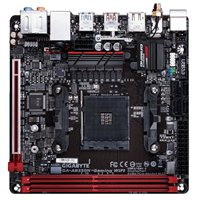 Gigabyte AB350N-Gaming WIFI AM4 mITX AMD Motherboard