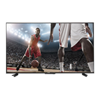 "Haier 49UG2500 49"" Class (48.5"" Diag.) 4K Ultra HD LED TV"
