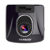 Papago GoSafe 350 Full HD 1080p Dash Cam with GPS Logging