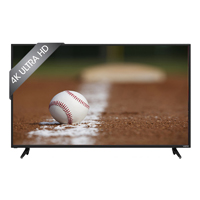 "Vizio E50u-D2 50"" (Refurbished) 4-K Smart LED TV"