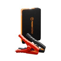 Tough Tested Portable 5,400 mAh Jump Starter/ Power Bank for 8 cyl Vehicles & Trucks