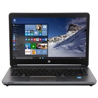 "HP ProBook 640 G1 14"" Laptop Computer Refurbished - Gray"