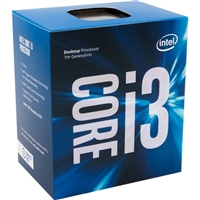 Intel Core i3-7100 Kaby Lake 3.9GHz LGA 1151 Boxed Processor