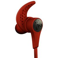 Logitech X3 Micro-Sized Secure-Fit Sport Bluetooth Buds - Red