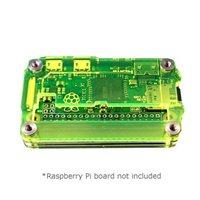 C4Labs Zebra Zero for Raspberry Pi Zero/Zero Wireless - Laser Lime GPIO