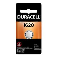 Duracell 3V Coin Cell Lithium Battery CR1620