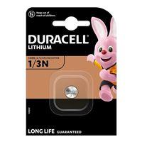 Duracell 1/3N 3 Volt Lithium Photo Battery