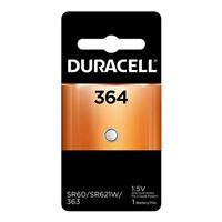 Duracell D364BPK 1.5 V Silver Oxide Battery