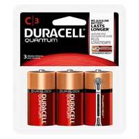 Duracell Duracell Quantum C Batteries - 3 Pack