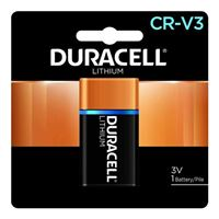 Duracell CR-V3 3 Volt Ultra Lithium Button Cell Battery