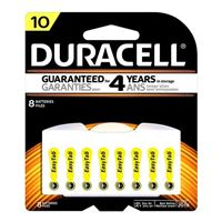Duracell EasyTab Hearing Aid Battery #10