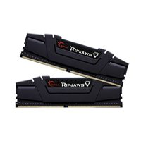 G.Skill Ripjaws V 16GB 2 x 8GB DDR4-3200 PC4-25600 CL16 Dual Channel Desktop Memory Kit