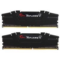 G.Skill Ripjaws V 32GB 4 x 8GB DDR4-3200 PC4-25600 CL16 Dual Channel Desktop Memory Kit