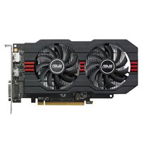 ASUS Radeon RX560-4G Dual-Fan 4GB GDDR5 PCIe Video Card