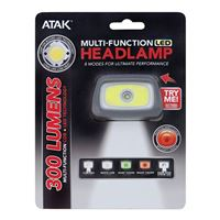 Performance Tools ATAK Multi-Function LED Headlamp