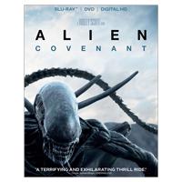 20th Century Fox Alien Covenant Blu-ray