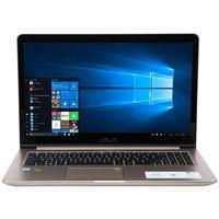 """ASUS VivoBook Pro 15 N580VD-DB74T 15.6"""" Laptop Computer - Metallic Gold"""