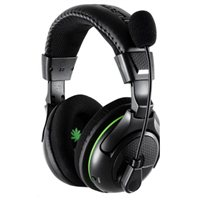 Turtle Beach EarForce X32 Wireless Xbox 360 Gaming Headset Refurbished - Black
