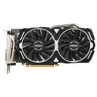 MSI Radeon RX 470 ARMOR Overclocked Dual-Fan 8GB GDDR5 PCIe Video Card