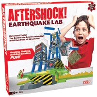 SmartLab Toys Aftershock Earthquake Lab