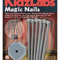 Toysmith KidzLabs Magic Nails Kit