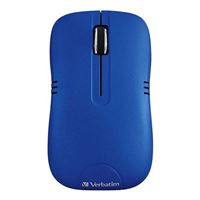 Verbatim Wireless Mouse - Commuter Series - Blue