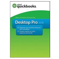 Intuit QuickBooks Desktop Pro 2018