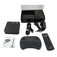 Inland Smart Android 4K Quad Core TV Box Support Ultra High Definition Video w/ WiFi