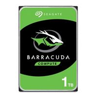 "Seagate BarraCuda 1TB 5400RPM SATA III 6Gb/s 2.5"" Internal Hard Drive"