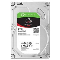 "Seagate IronWolf 3TB 5900RPM SATA III 6G/bs 3.5"" Internal Hard Drive"