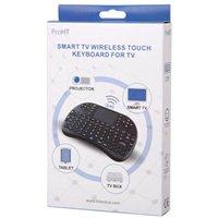 Inland Wireless Mini Keyboard - Black