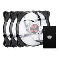 Cooler Master Masterfan Pro 120 Air Balance RGB 3 in 1 with RGB LED Controller