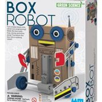 Toysmith Box Robot