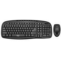 Adesso WKB-1330CB Wireless Keyboard & Mouse