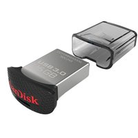 SanDisk SanDisk Ultra Fit 16GB USB 3.0 Flash Drive