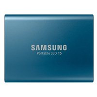"Samsung T5 500GB V-NAND USB 3.1 2.5"" External Solid State Drive"