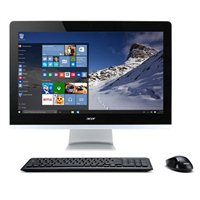 "Acer Aspire AZ3-715-UR61 23.8"" All-in-One Desktop Computer"