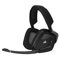 Corsair Void PRO RGB Wireless Premium Gaming Headset with Dolby Headphone 7.1 - Carbon