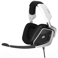Corsair VOID PRO RGB Surround Sound Gaming Headset - White