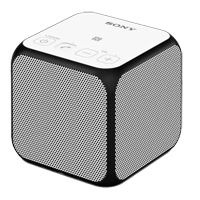 Sony Sony SRS-X11 Bluetooth Portable Speaker - White