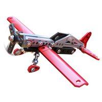 Spin Master Meccano 2-in-1 Stunt Plane Set